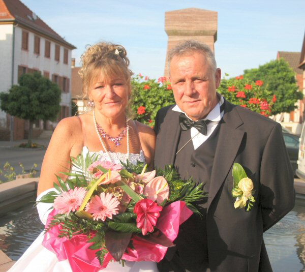 "Mariage de Chantal Michel ""chacha67"""
