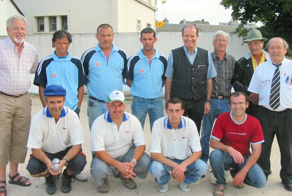 National de Saint-Chely-d'Apcher 2007