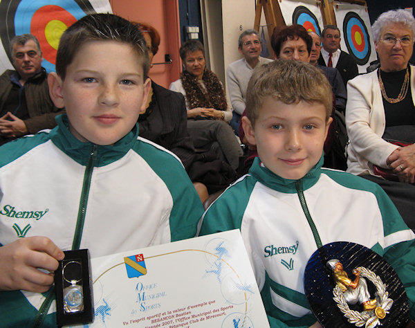 Label Sportif de Mirecourt 2007