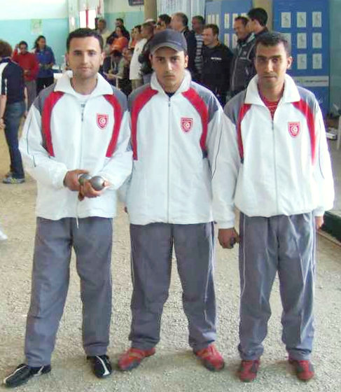 16�me Tournoi International de Tunis 2008