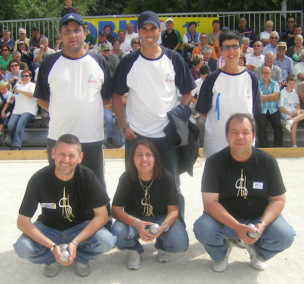 National de Malataverne 2008